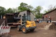 3.5.10 - Abladen der Lok im Zoo Hannover