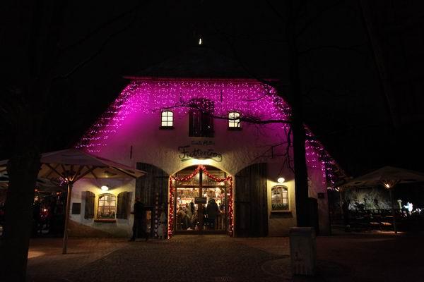 Mullewapp im Winter-Zoo Hannover
