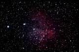 NGC 7380, der Wizardnebel