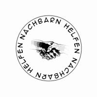 Nachbarn helfen Nachbarn - Entwicklung eines Logos