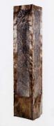 Skulptur für die Nord LB aus Kupfer geschweißt