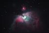 First Light mit unserem neuen UHC S/L Filter an M42 Orion Nebel