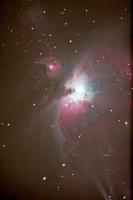 Orionnebel am 3.1.2012