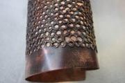 Wandleuchten Paar aus Kupfer