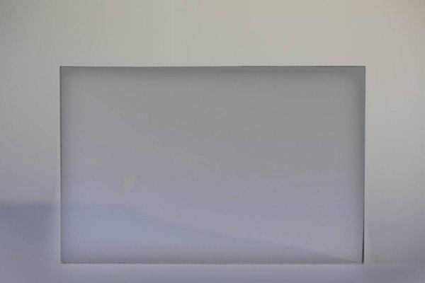 Glasmuster aus getöntem Sicherheitsglas (pasol grau)