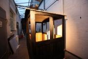 20.01.2010 der Lok werden nun die Prellböcke angepasst und das Führerhaus erhält seine Gebrauchsspuren