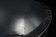 Pflanztrog aus feuerverzinktem Stahlbech in 3 mm Stärke im Maxi-Format