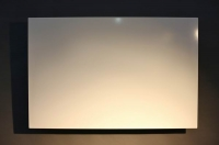 Magnetpinnwand mit unterschiedlichen Oberflächen