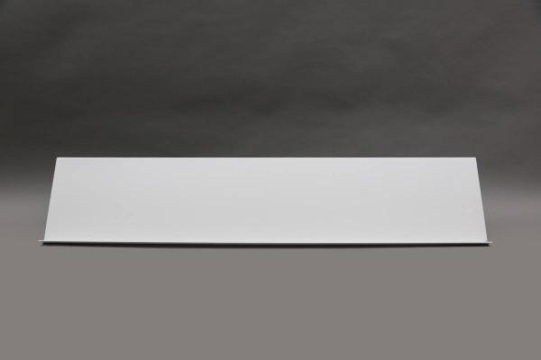 Prospekthalter aus lackiertem Stahl