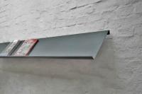 Prospekthalter aus 3 mm Stahlblech