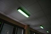 RGB Leuchten für einen Konferenz Raum der Firma SOCON SONAR CONTROL Kavernenvermessung GmbH