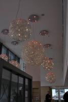 Sonderleuchten für die Lobby des RAMADA Hotel Zürich City