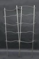 Rankgitter aus Edelstahl mit 5 Querstreben