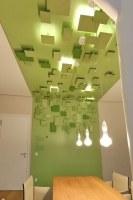 """Lichtplanung für den Raum """"grüne Stadt"""""""