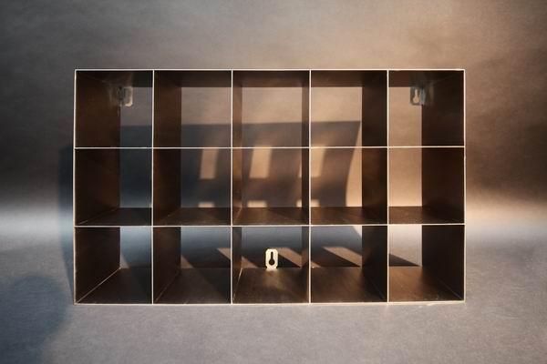 regal aus edelstahl. Black Bedroom Furniture Sets. Home Design Ideas