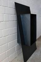 Stahlregal mit einem Körper aus 3 mm Stahlblech