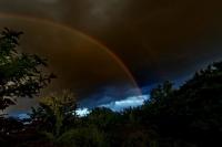 Regenbogen statt Sterne