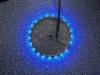Led, rund angeordnet, für einen Stehtisch