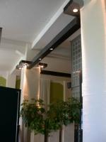 Deckenleuchte für die Gästeresiden Pelikan in Hannover