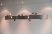 Magnet-Pinboard für das Sitzungszimmerim Rathaus der Gemeinde Algermissen
