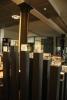 Gedenken an die verfolgten, jüdische Ärzte in Hannover - Denkmal aus gelasertem Glas