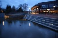 Anbindung des Ring Center in Nordhorn