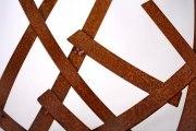 rostige Schale aus 5mm  Stahl