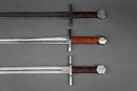 Hochwertige, handgefertigte Schwerter für den Schaukampf