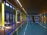 Lichtplanung für das Schwimmbad in Springe