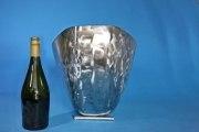Weinflaschen Kühler aus Edelstahl