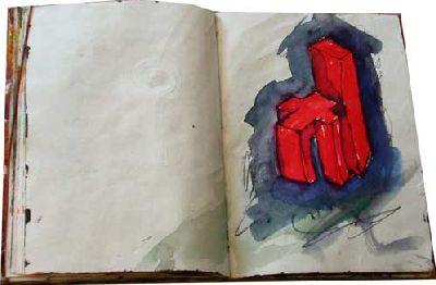 Skizzenbuch 6
