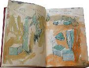 Skizzenbuch 8