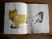 Skizzenbuch 14