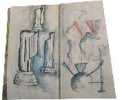 Skizzenbuch 16