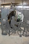 Skulpturen für die Stadt Peine