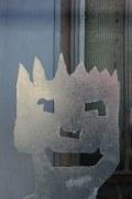 Skulpturen für einen Balkon