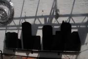 Das wird richtig Klasse: Gelaserte SkyLine in New York aus optischen Glas in gigantischen Maßen