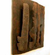 wandhängende Kavernenskulptur für die SOCON SONAR CONTROL Kavernenvermessung GmbH