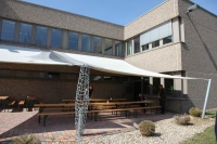 Sonnensegel für die SOCON SONAR CONTROL Kavernenvermessung GmbH