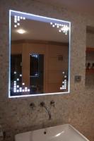 ultimativer Badspiegel mit LED´s hinterleuchtet