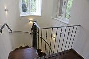 Spindeltreppe für eine Villa aus der Zeit des Historismus