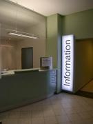 Die neue Informationsstelle der Stadt Hildesheim