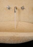 Naturstein Waschbecken als Einzelanfertigung für Privatkunden