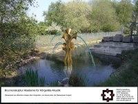 Entwürfe einer Brunnenskulptur für die Akademie für Hörgeräte-Akustik