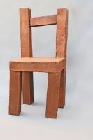 rostiger Stuhl