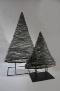 unsere neue Tannenbaum Serie aus Draht