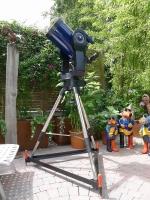 """Transportwagen für ein 10"""" Teleskop"""