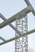 6 Meter breites Terrassendach