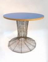 Tischgestell aus 5 mm Rundstahl