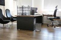 Tischuntergestell aus 10mm starken Stahlplatten